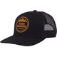 Black Diamond Trucker Hat Black
